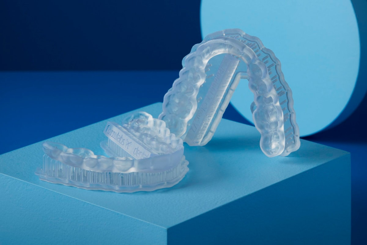 Dental LT Clear Resin