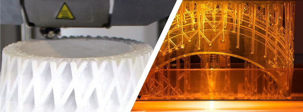 SLA Form 3 Professional !!! Design FDM 3D Printing Service Engineering