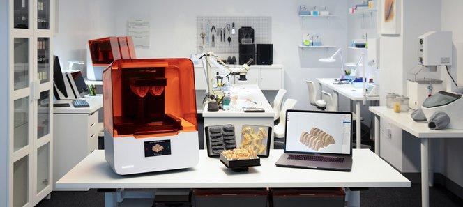 Как выбрать 3D-принтер для вашего стоматологического кабинета или  лаборатории | Formlabs