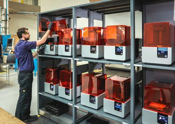 highlight image for How a 3D Printing Station Supports Hundreds of Engineers at the AMRC