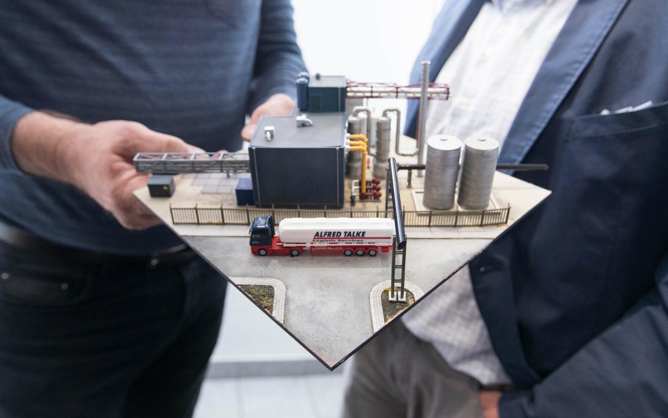 La stampa 3D è ideale per creare miniature e modelli in scala realistici e dettagliati.