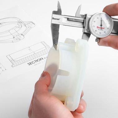 Precisión, fiabilidad y tolerancia en la impresión 3D