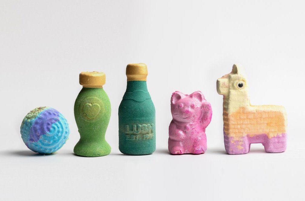 Lush Cosmetics adapts 3D printing for architecture