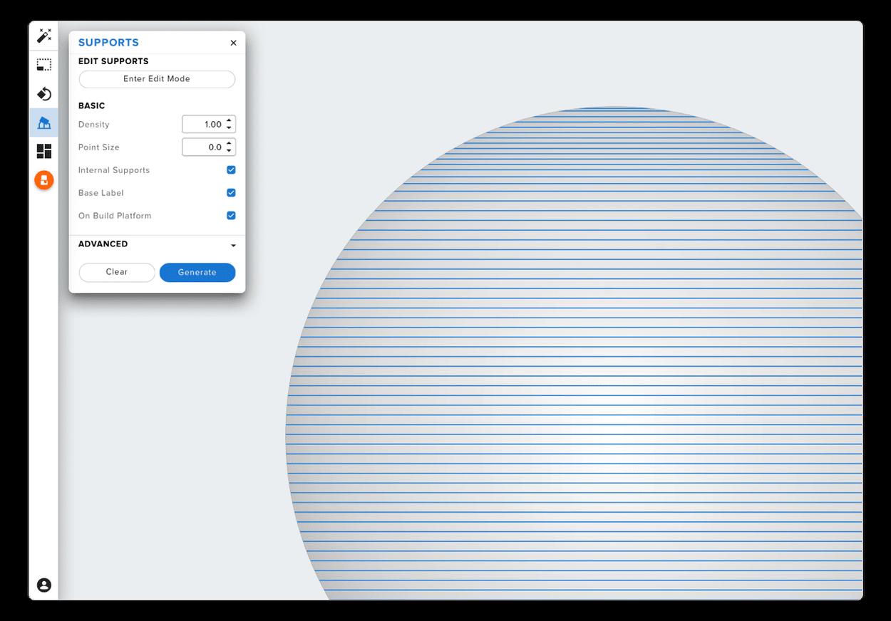 Slicer - Preform Software - 3D printing