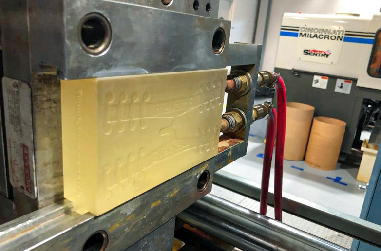 3d printing for injection molds to produce end-use parts