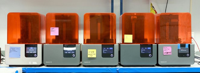 Agile engineering - Product design - 3d printers