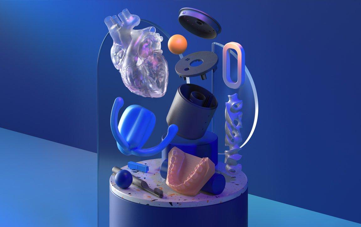 Flexible & Elastic 3D printing resins