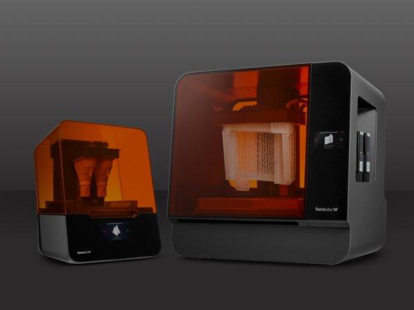 Form 3 und Form 3L mit LFS Technologie