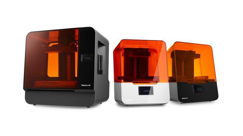 SLA 3D printer upgrade campaign