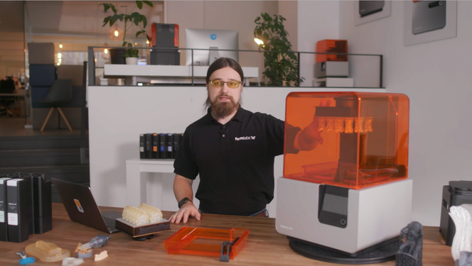 Formlabs PSP