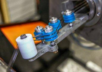 highlight image for Produzione di rulli personalizzati per l'avvolgimento di filamenti compositi