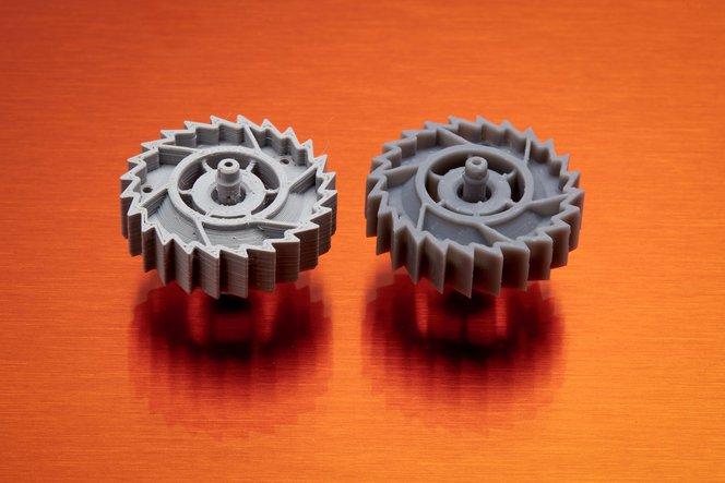 разрешение в 3D-печати FDM и SLA