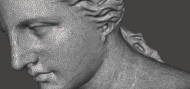 Meshmixer tutorial - 12 pro tips - Venus model