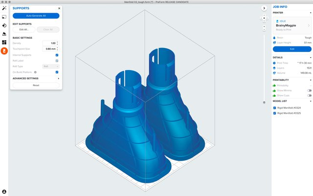 PreForm Software: Prepare Your Models for Printing | Formlabs