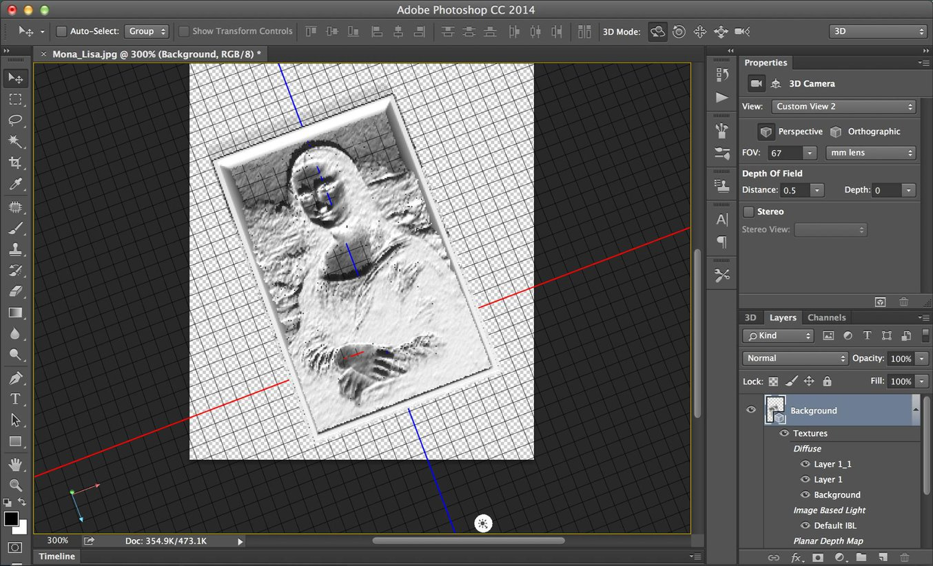 Make Lithophane 3d printing