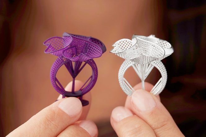 How 3D Printing is Disrupting the $280 Billion Jewelry