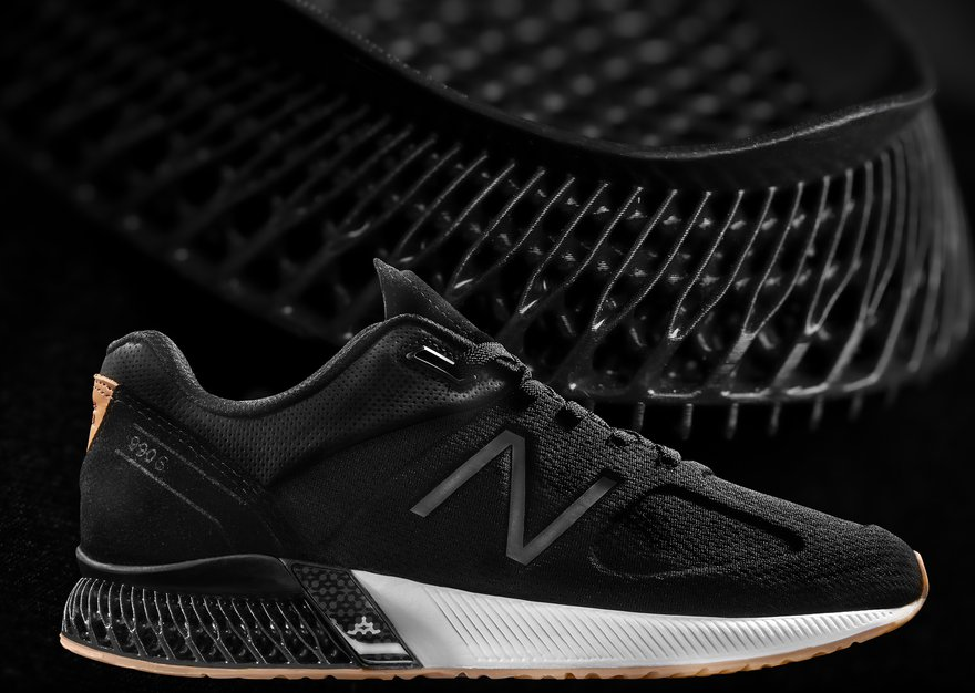 highlight image for New Balance and Formlabs Collaborate to Drive Footwear Performance and Customization