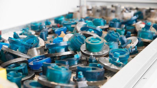 Pankl Racing Systems hat die Durchlaufzeiten und Kosten durch den firmeninternen 3D-Druck maßgefertigter Haltevorrichtungen bedeutend reduziert.