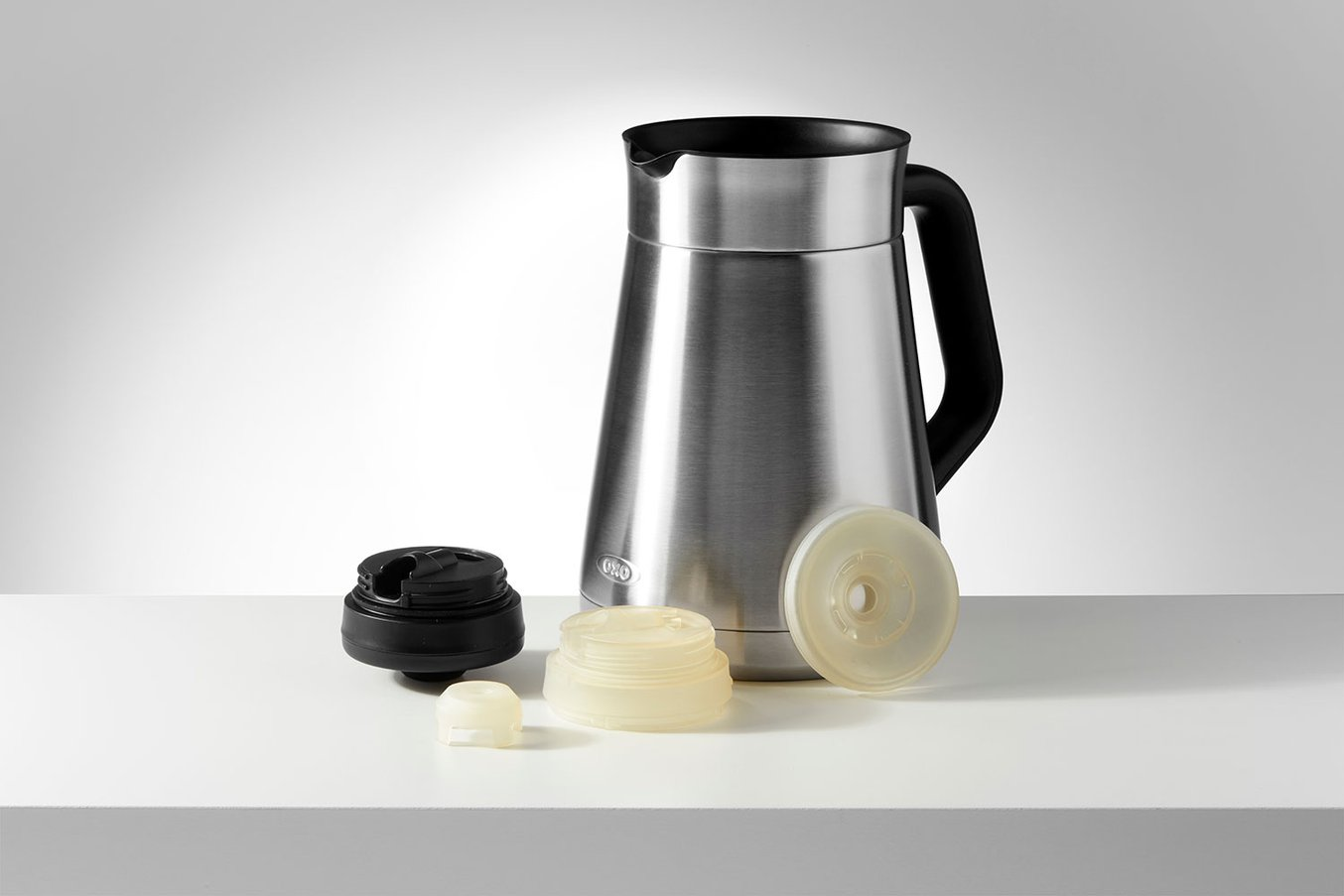 During the design process for their Barista Brain 9 Cup Coffee Maker, OXO used the Form 2 and High Temp Resin to prototype functional parts that needed to come into contact with boiling water.