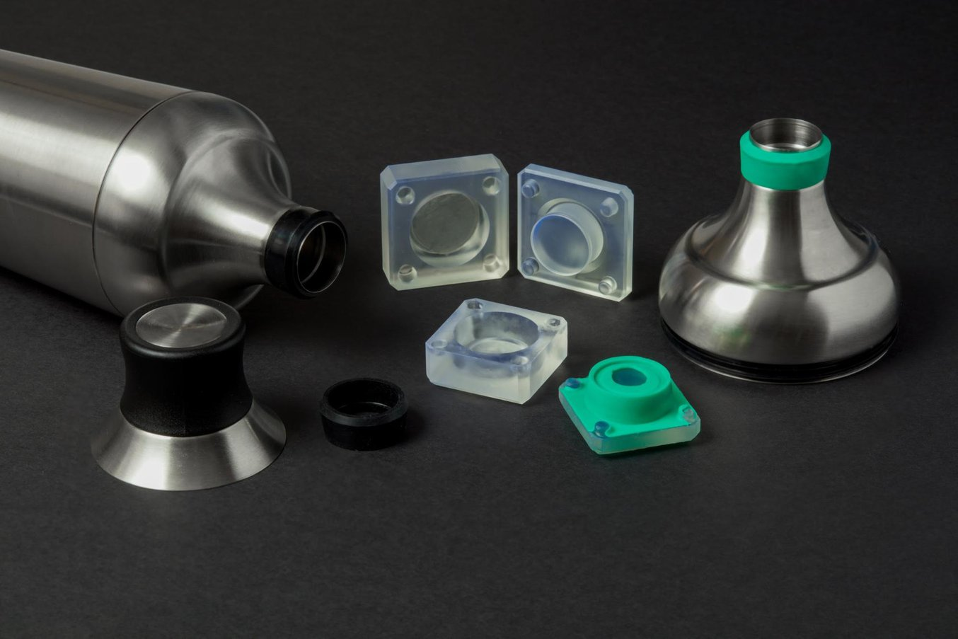 3D-Druck ist eine schnelle und billige Methode zur Anfertigung von Formpressgesenken.