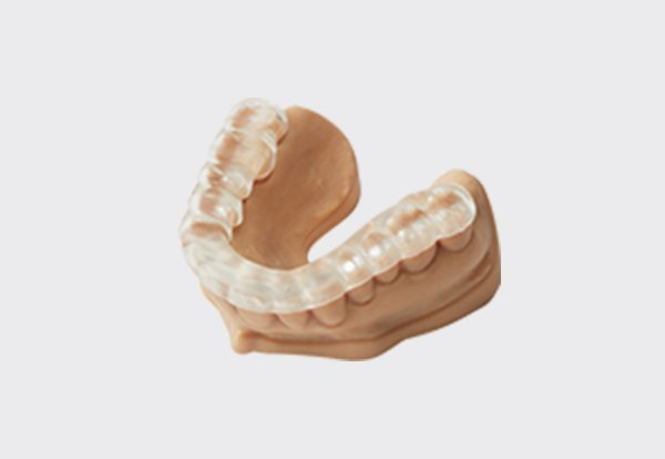 Splints and Occlusal guards - 3D printed