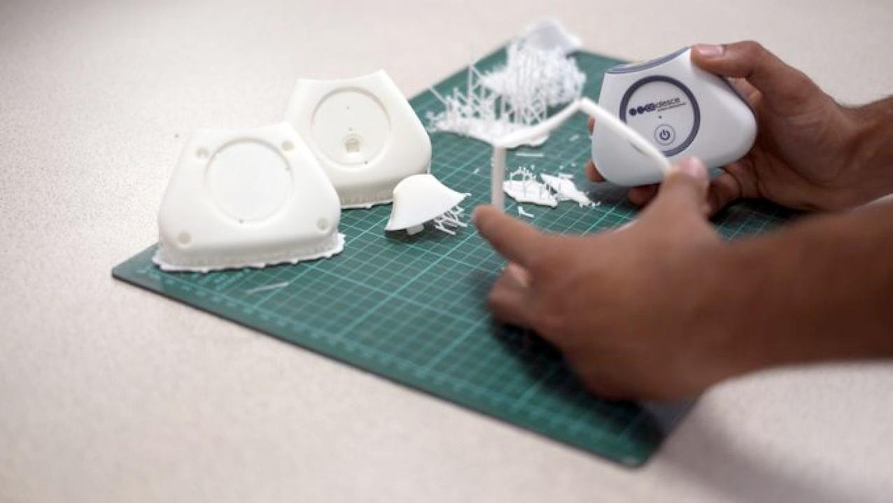 Aziende produttrici di dispositivi medici come Coalesce usano la stampa 3D per creare prototipi di dispositivi medici accurati.