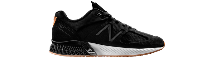 New Balance's TripleCell shoe with a 3D printed heel.