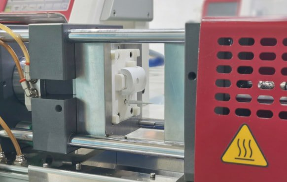 injection molding production with 3d printed molds