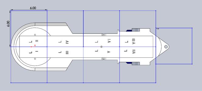 L'aggiunta di identificatori a ogni parte aiuta a risolvere il puzzle durante l'assemblaggio.