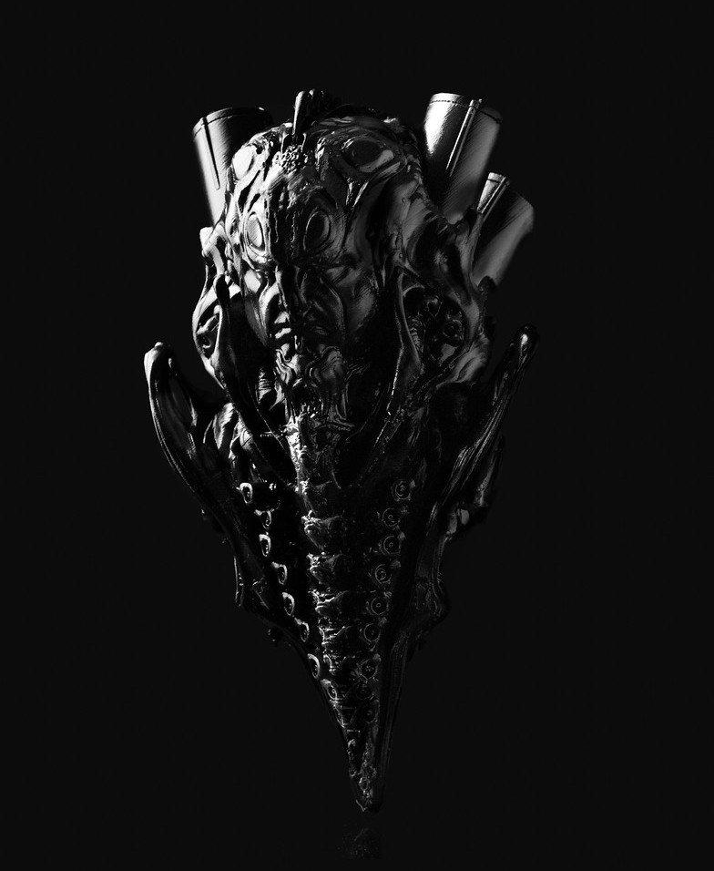 L'impression 3D donne vie aux créations de Landis, ce qui lui permet d'interagir avec la conception et d'améliorer le produit final.