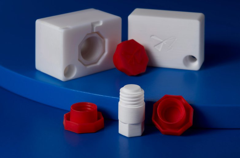3d printing - injection molded prototypes