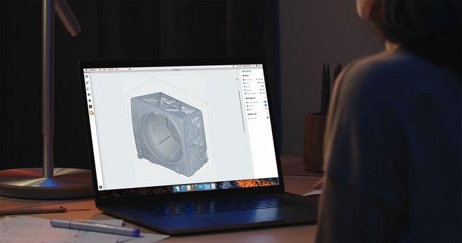 Start Form 3 prints from anywhere with Remote Print.