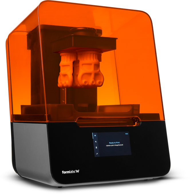 The Formlabs Form 3 3D Printer