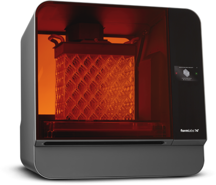 High Resolution SLA and SLS 3D Printers for Professionals | Formlabs