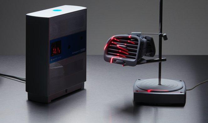3D scanner aftermarket part - Reverse Engineering
