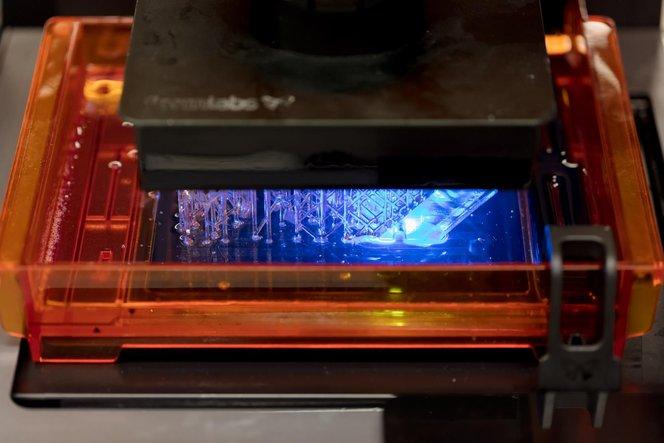 3D-Druck - Druckvorgang