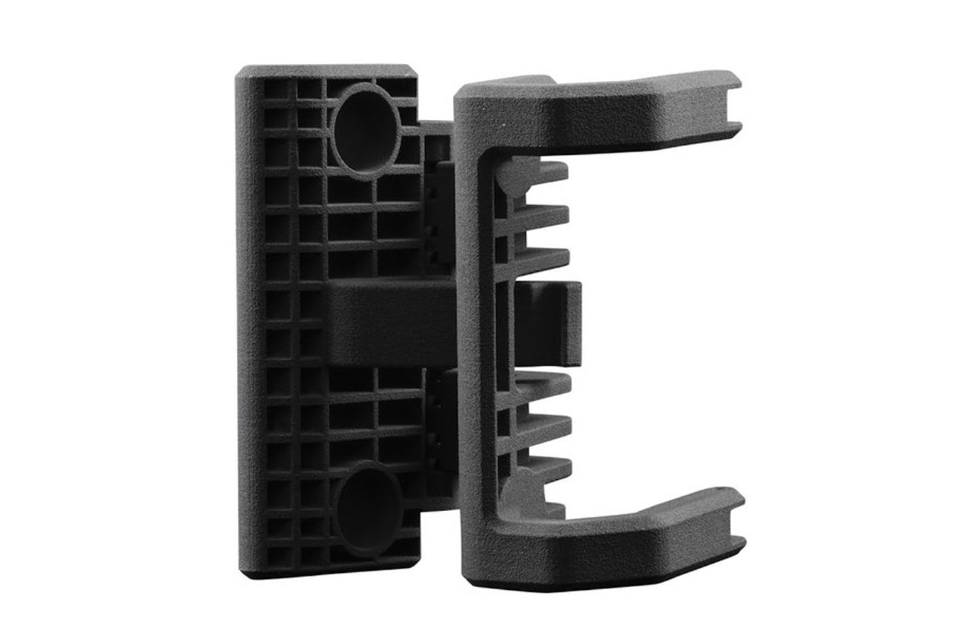 SLS 3D printed manufacturing part
