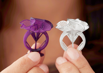 highlight image for How 3D Printing is Disrupting the $280 Billion Jewelry Industry