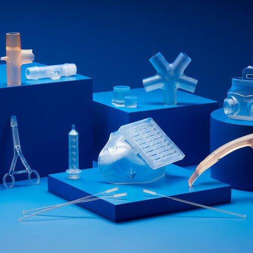 Medical Materials for 3D Printing