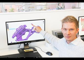 highlight image for Das Beste aus beiden Welten: Stephan Kreimer über den digital-analogen Workflow für Guss- und Pressarbeiten
