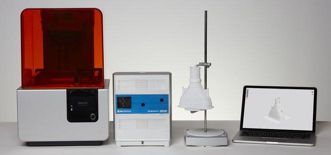 Les scanners et les imprimantes 3D sont des pièces essentielles aux processus numériques dans tous les secteurs industriels.