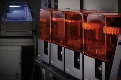 Dental lab 3D printers