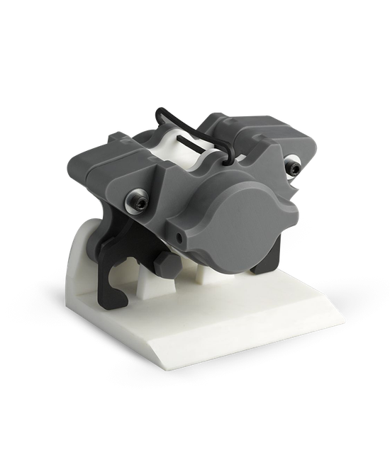 Brake Caliper - Grey Scale Resin