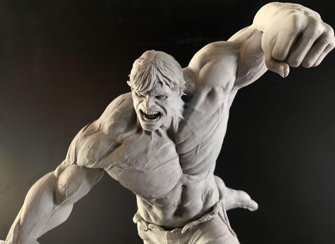 ASC Hulk Print