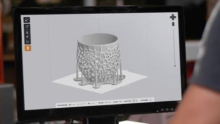 Ceramic Resin Design