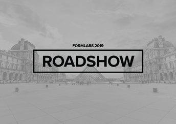 highlight image for Le Roadshow Formlabs arrive en France