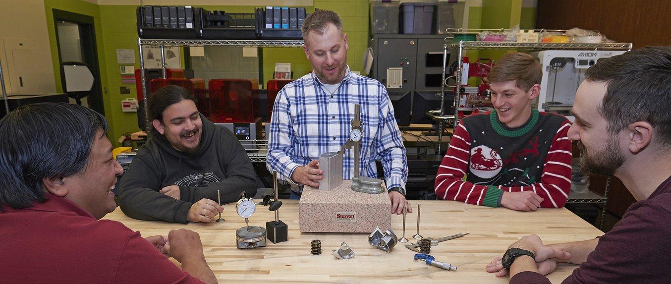 ivy tech 3d printing fab lab