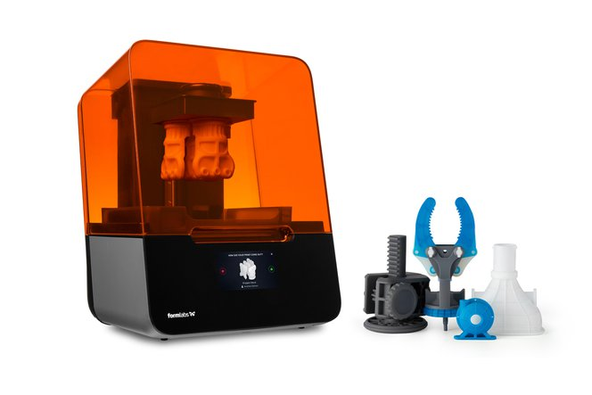 White paper - Introduction to 3D Printing With Desktop Stereolithography (SLA) - Formlabs