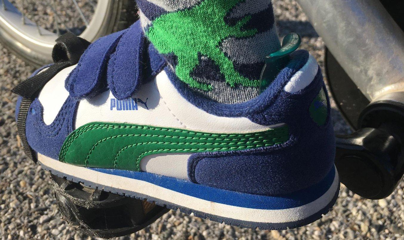 Ortesi nella scarpa