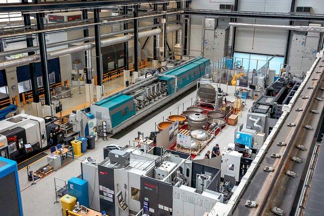 Il Nuclear AMRC conduce ricerche mirate a trovare soluzioni di produzione avanzate per il settore nucleare civile.